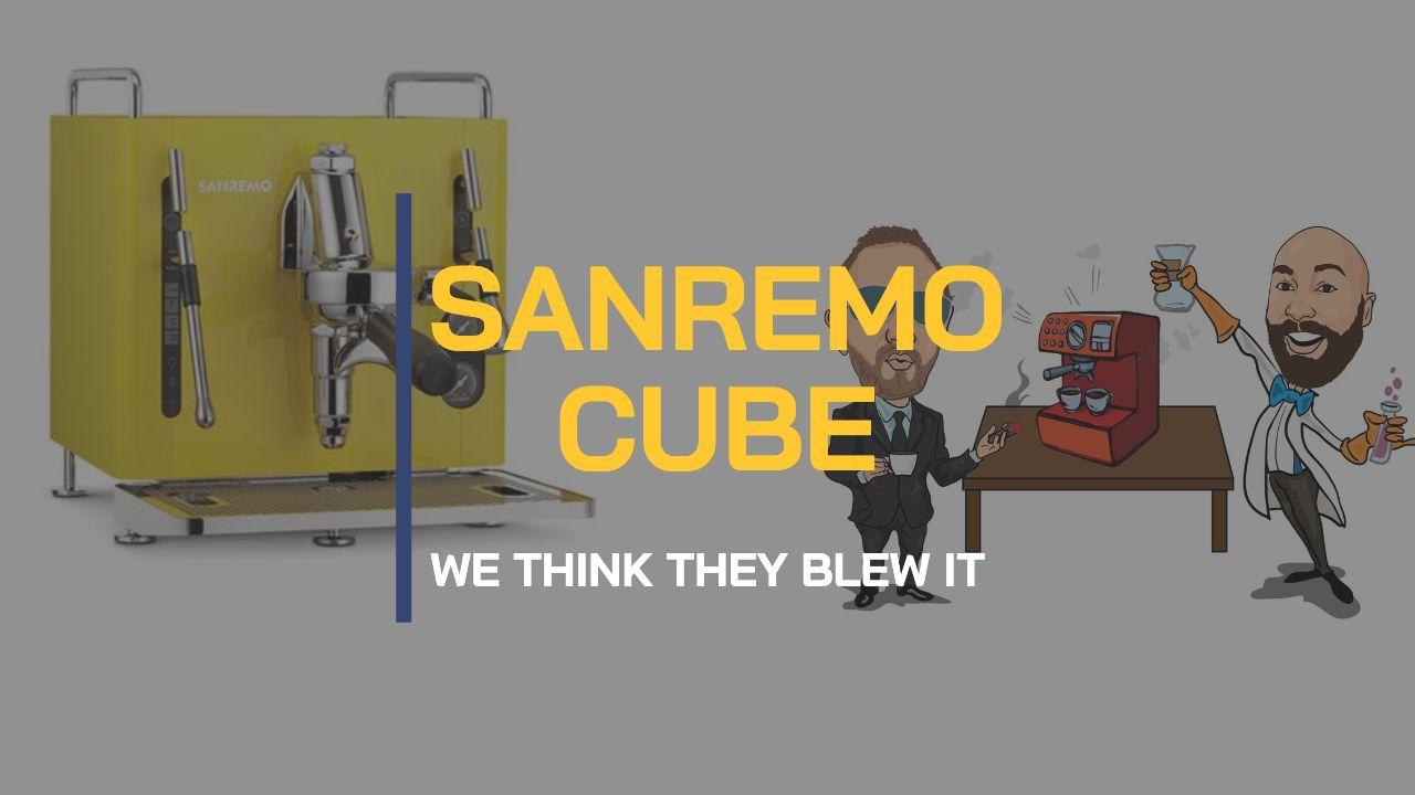 BEAN TALK - LE CUBE DE SANREMO - L'ONT-IL FAIT exploser?