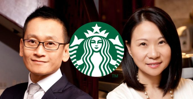 STARBUCKS CHINA REPLACES BELINDA WONG WITH LEO TSOI. WE REVIEW HER ACCOMPLISHMENTS