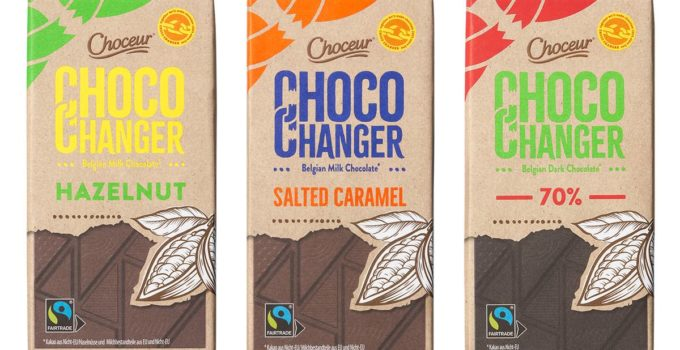 TONY'S CHOCOLONELY AND ALDI LAUNCH NEW CHOC BAR