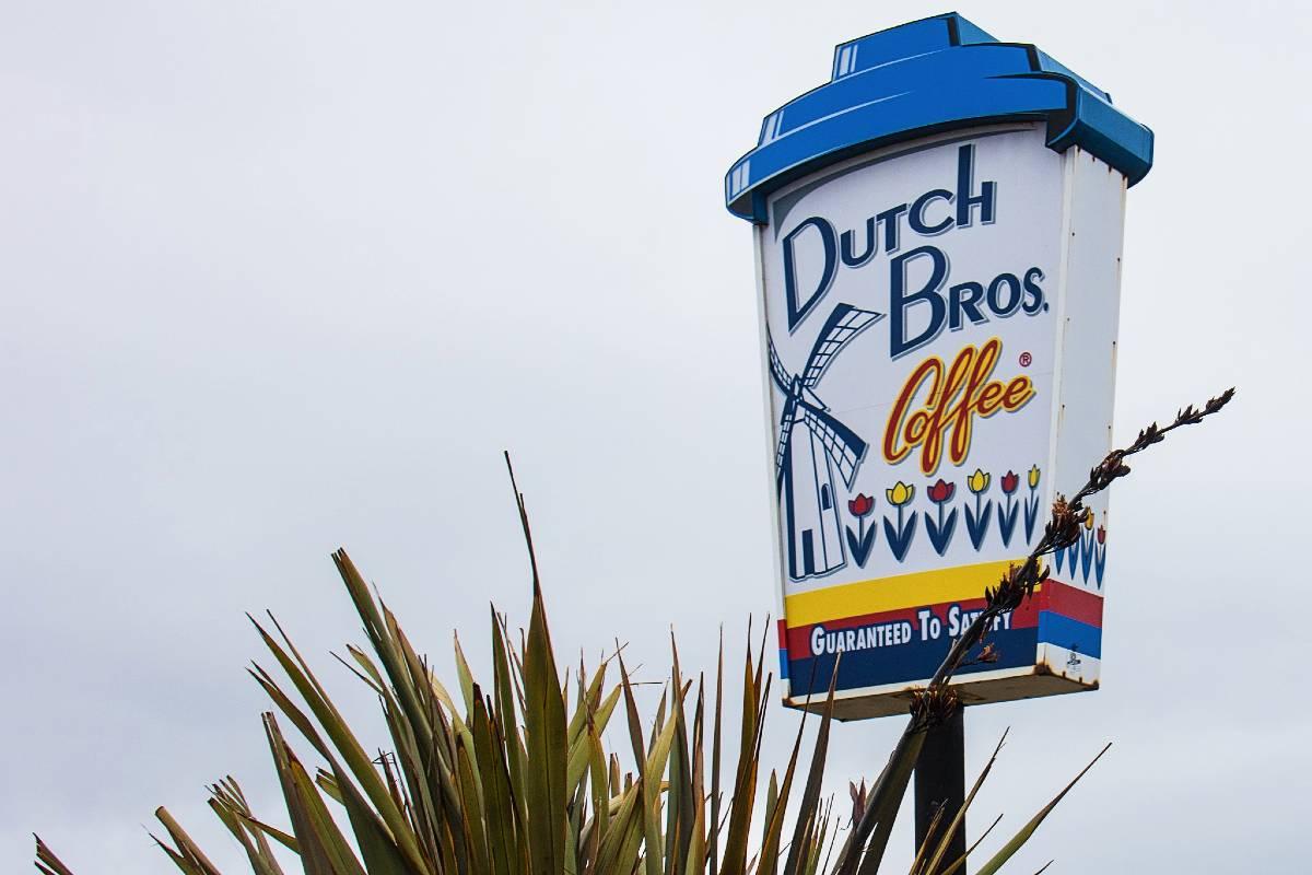 UNLIKE THEIR MENU, DUTCH BROS COFFEE'S IPO WASN'T CHEAP