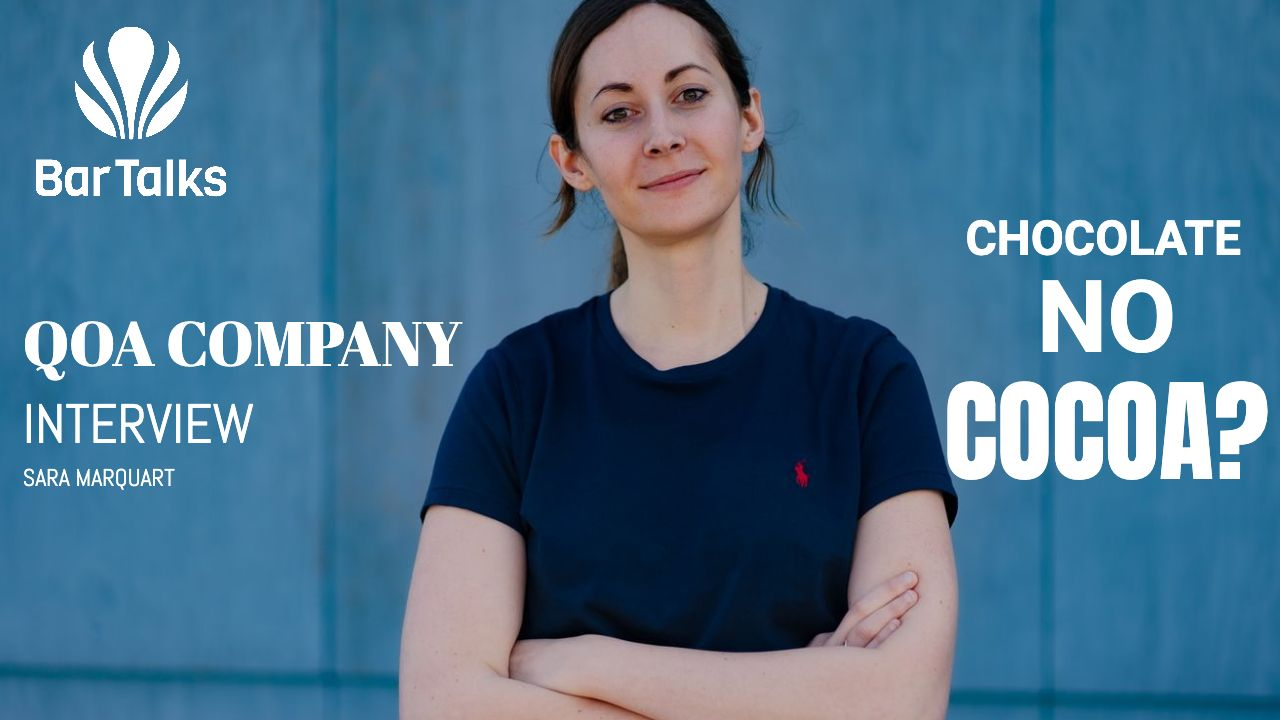 INTERVIEW WITH SARA MARQUART – THE 'NO COCOA' QOA COMPANY