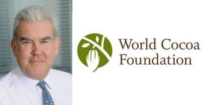 MARTIN SHORT NEW PRESIDENT OF WORLD COCOA FOUNDATION