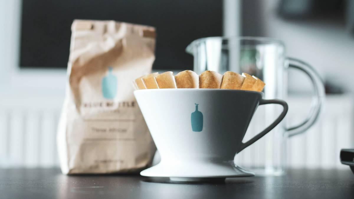 L'OBJECTIF NEUTRE EN CARBONE DE BLUE BOTTLE COFFEE POUR 2024